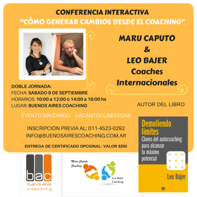 CONFERENCIA INTERACTIVA-CÓMO GENERAR CAMBIOS DESDE EL COACHING (2)